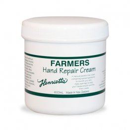 Henrietta 175b Farmers Hand Repair Cream 600ML Single Tub