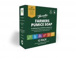 Henrietta 185  Farmers Pumice Soap 100g MPI approved Carton of 12
