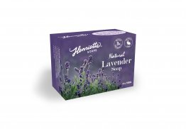 Henrietta 303 Lavender Oatmeal Soap 100g All Natural 4 Pack
