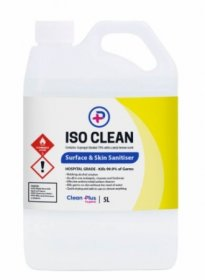 Best Buy Iso Clean 742 Surface and Skin Sanitiser 5L
