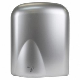 Best Buy BBH-005 Budget Mini Hand Dryer Silver Plastic