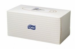 Tork F1 Premium 2170303 Facial Tissue 224 Sheet Carton (24 Boxes)