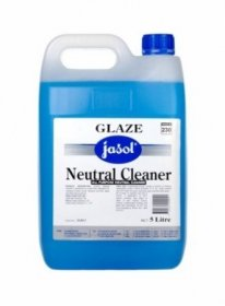 Jasol 2102350 Glaze Neutral Floor and All Purpose Cleaner Carton (3 x 5L)
