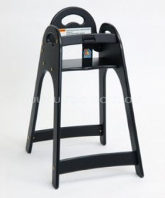 Koala Kare Designer KB105 Baby High Chair Black