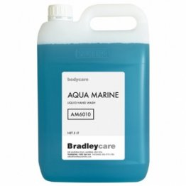 Bradleycare AM6010 Aqua Marine Liquid Hand Wash 5L Single