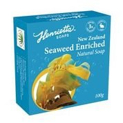 Henrietta 197 Soft Seaweed Soap 100g All Natural Ingredients Single Bar