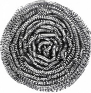 Edco 18106-1 Stainless Steel Scourer Single 50g